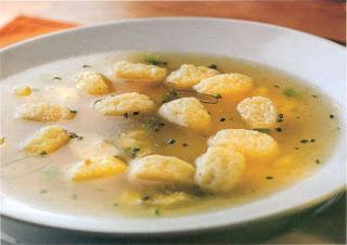 Reţetă culinară: Supă de găină
