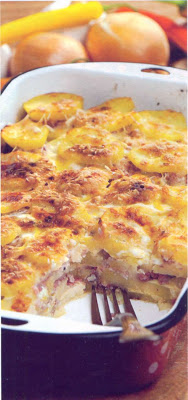 Reţetă culinară: Musaca de cartofi cu carne